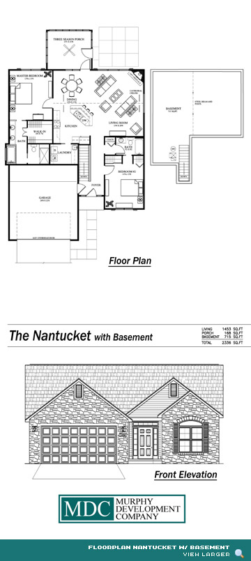 Floor Plan Nantucket Asherton Grove Luxury Condominium